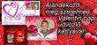 Valentin-napi üdvözlőkártya