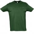 Sötétzöld póló